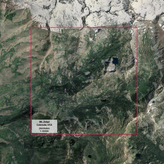 Mt. Zirkel info card
